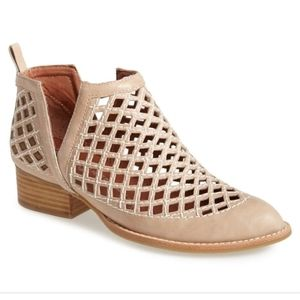 Jeffrey Campbell Taggart Ankle Bootie
